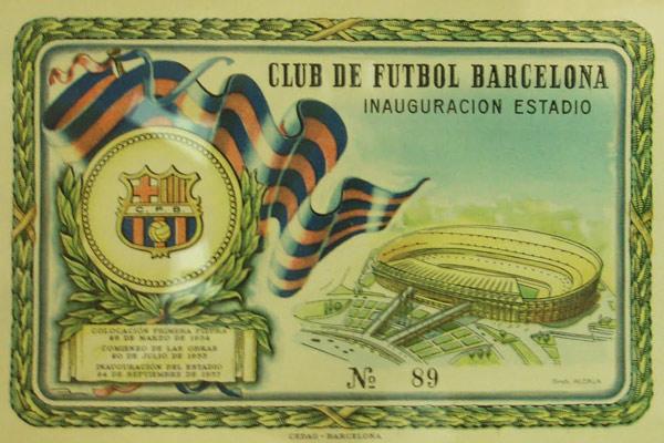 "El ""botín"" del Camp Nou"
