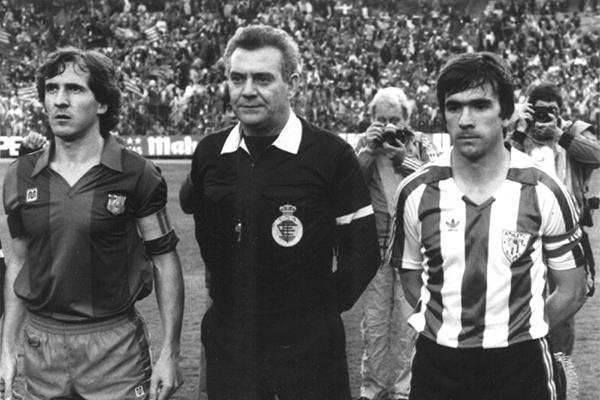 De Bilbao a Barcelona: Rodrigálvarez, Besa y la final de Copa