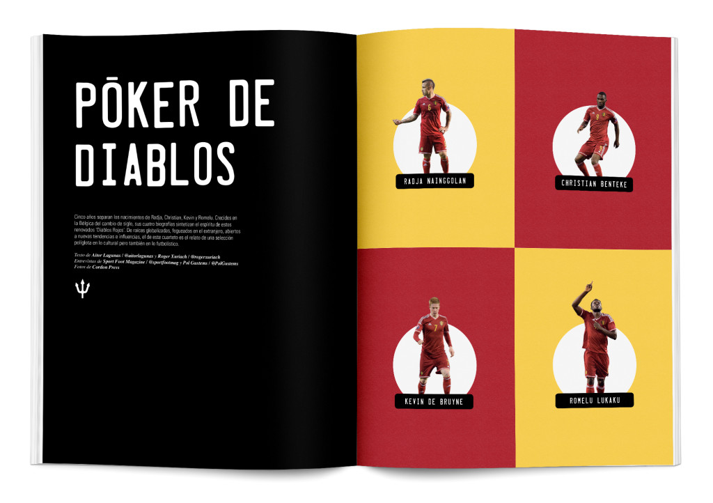 Póker de diablos