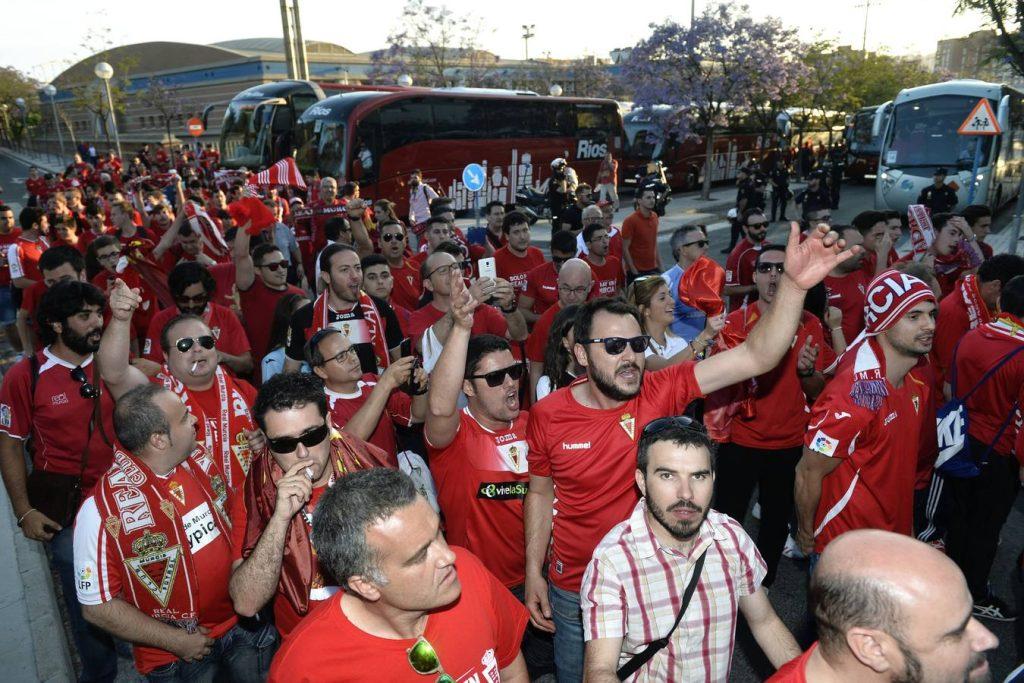 Partido Hércules-Real Murcia © Nacho García 23/5/2015