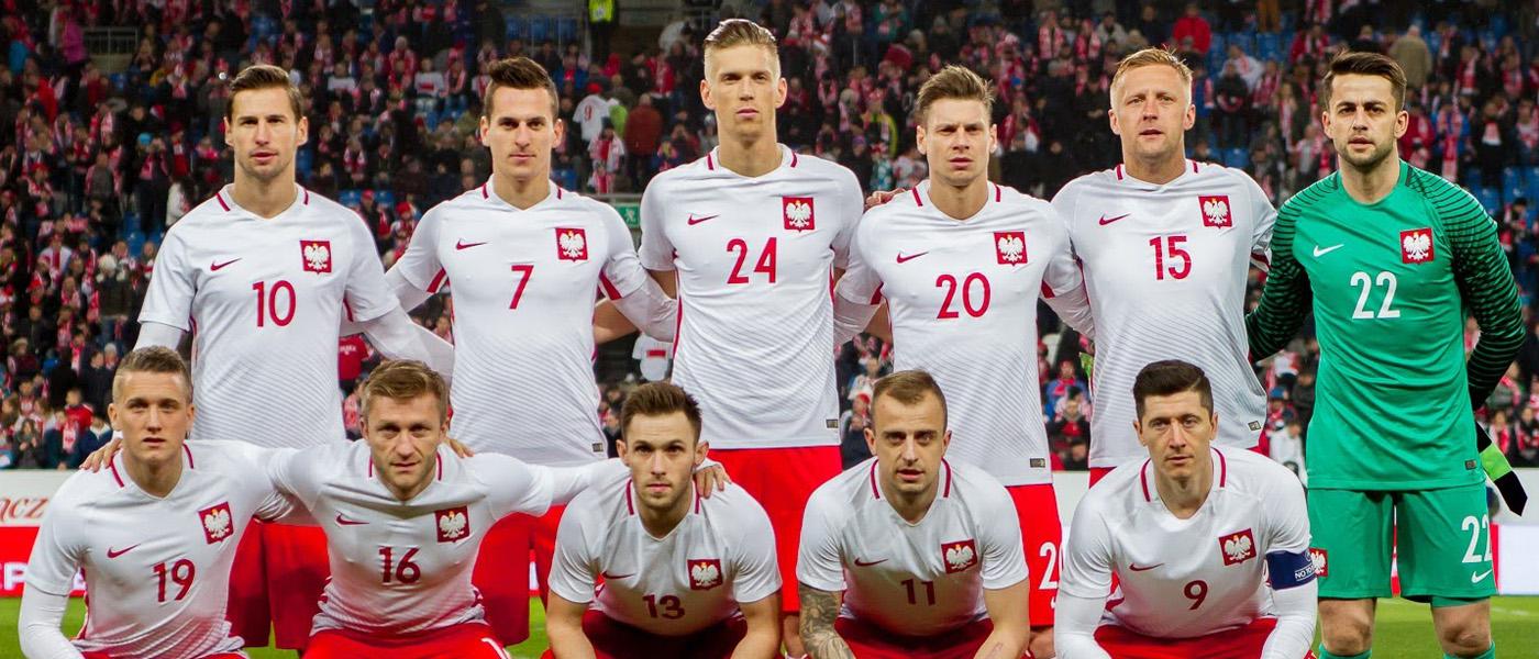 Resultado de imagen para seleccion de polonia