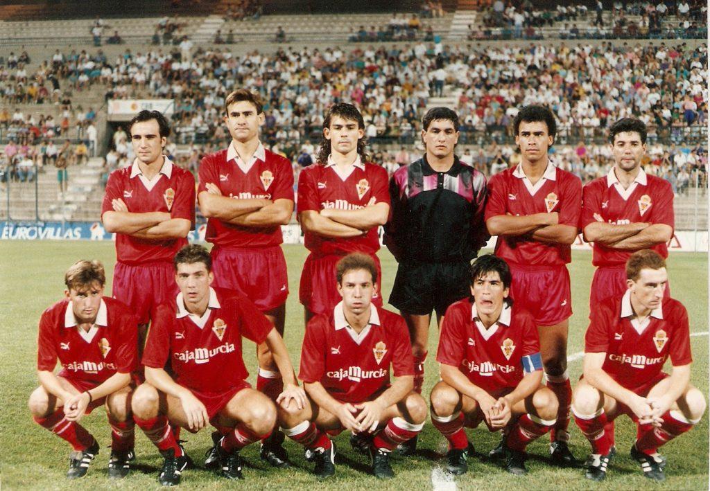 Real Murcia 1991-1992