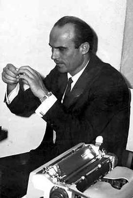 1968 ROK RIO DE JANEIRO R. KAPUSCINSKI - KORESPONDENT PAP W AMERYCE LACINSKIEJ