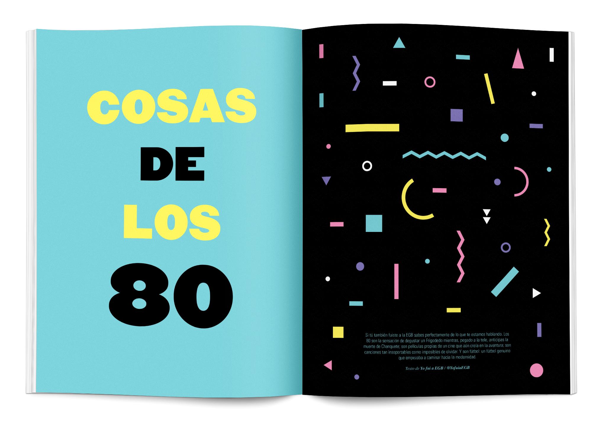 COSAS DE LOS 80
