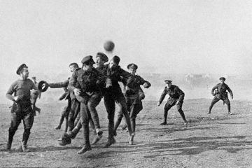 futbol guerra