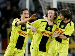 Hanover 96 v Borussia Dortmund