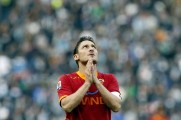AS Roma's Totti