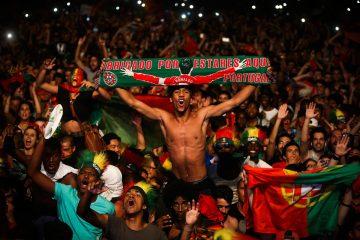 CelebracionesPortugalEurocopa