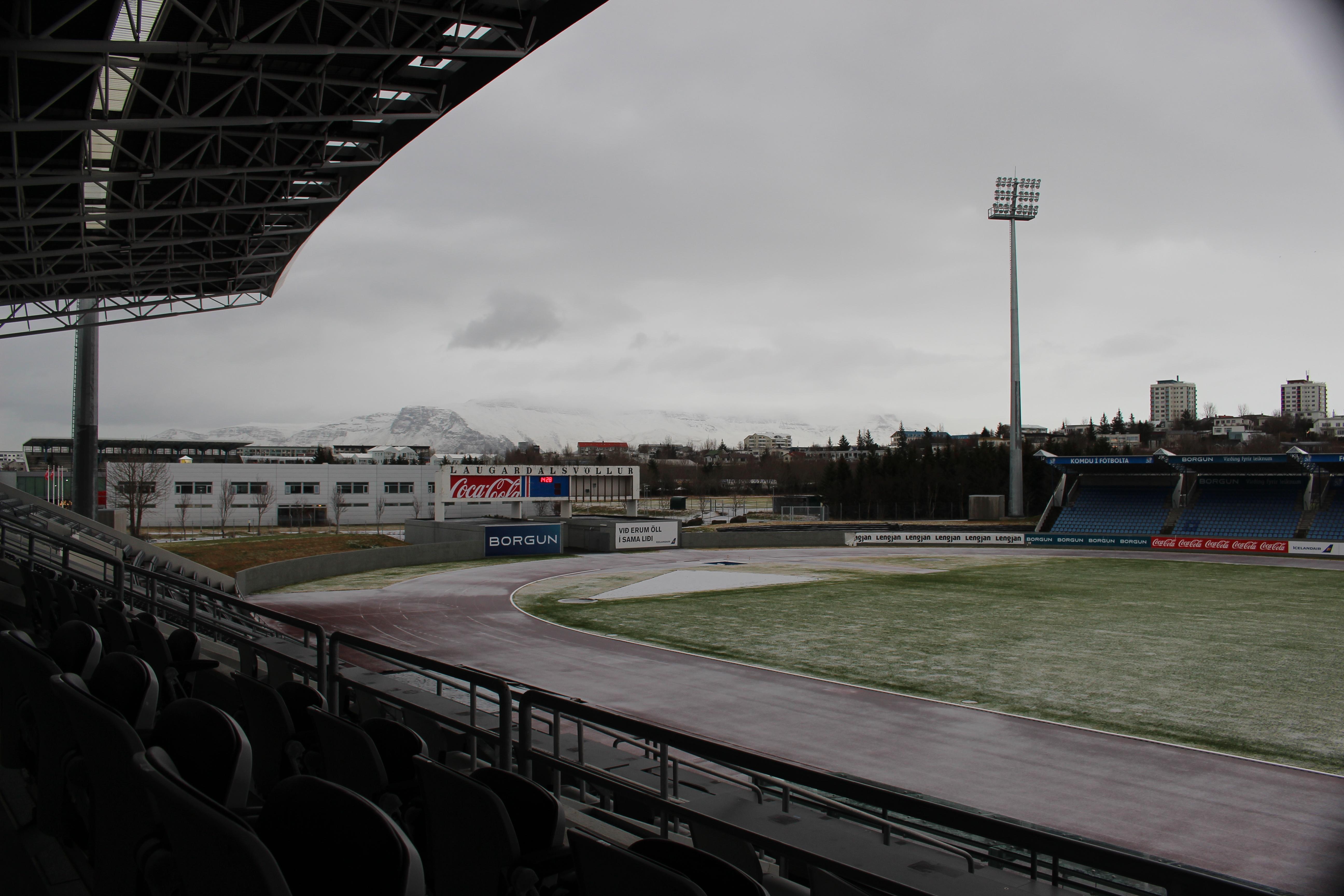 5 Estadio Nacional