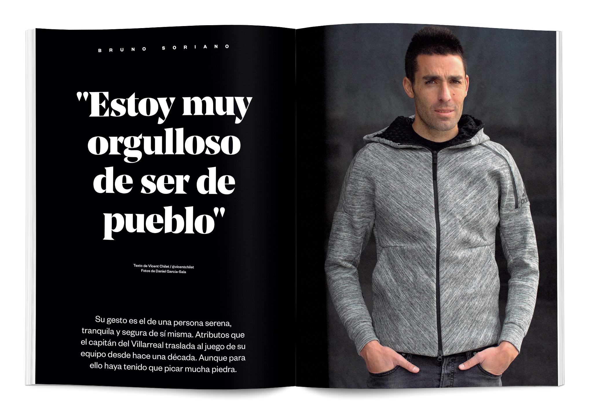 Entrevista Bruno Soriano