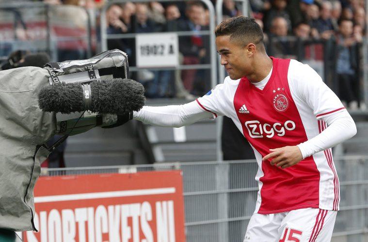 """Dutch Eredivisie""""sbv Excelsior v Ajax"""""""