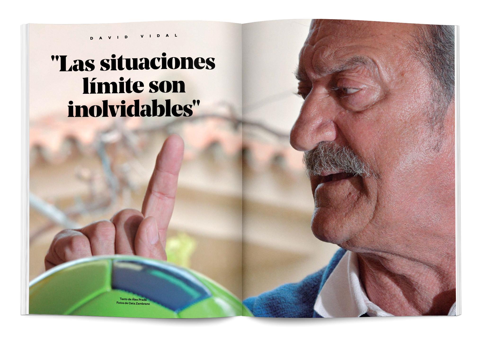 Entrevista David Vidal