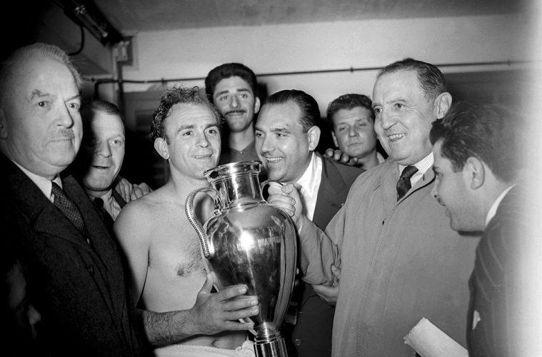 El Real Madrid es un club que resiste donde otros grandes tropiezan. Pero  la explicación a este fenómeno sigue siendo un misterio cd114316a31e8