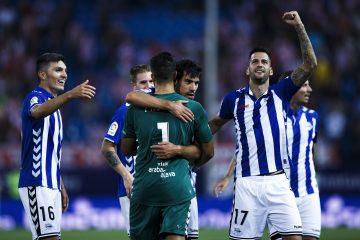 Club Atletico de Madrid v Deportivo Alaves - La Liga