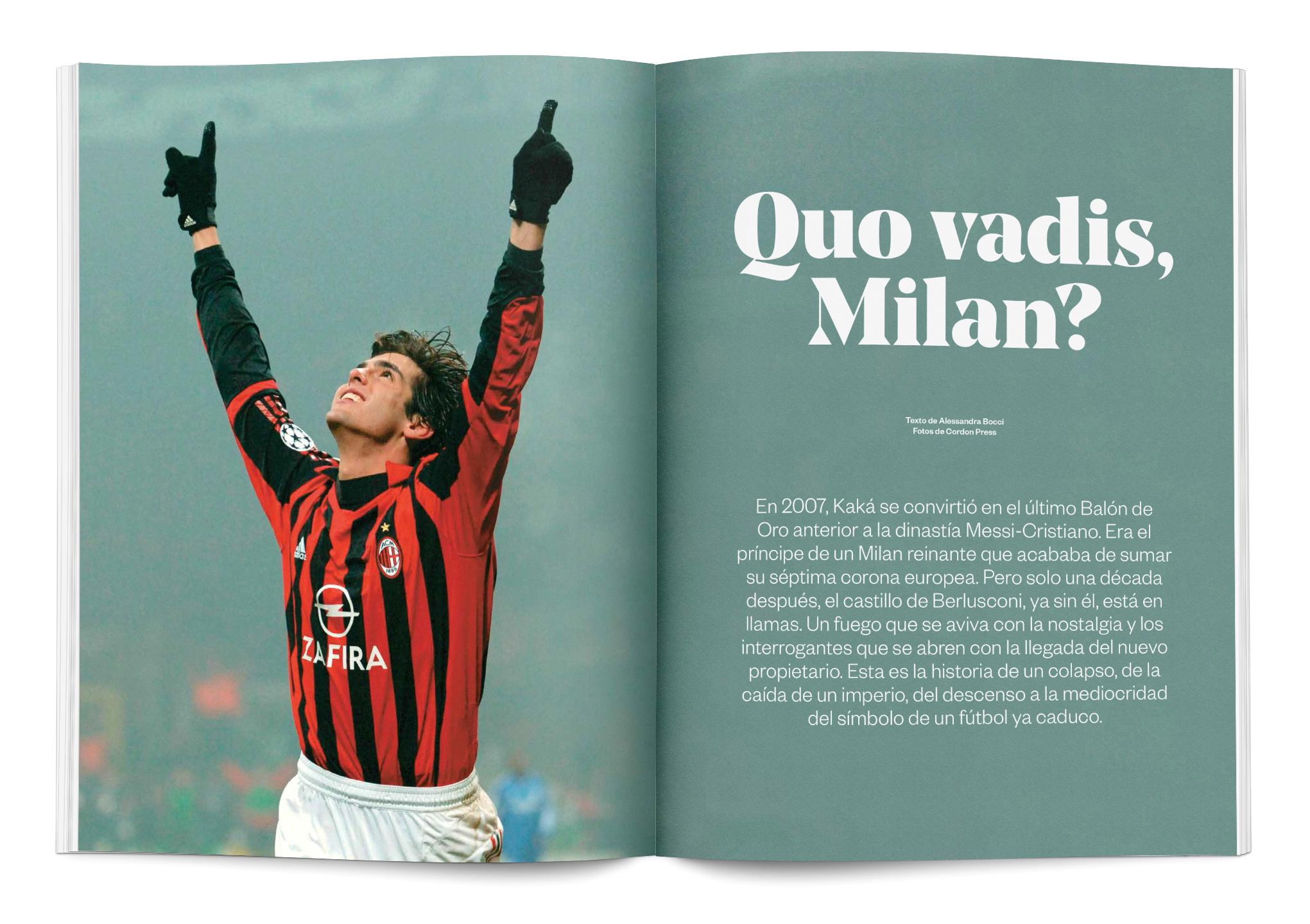 quo vadis Milan