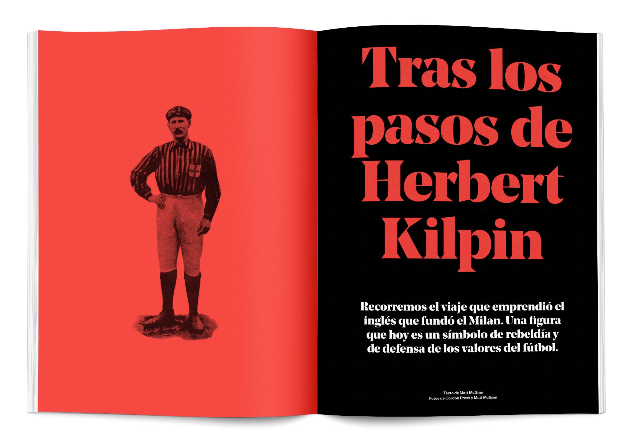 tras los pasos de Herbert Kilpin