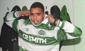 Van Hooijdonk Signs For Celtic