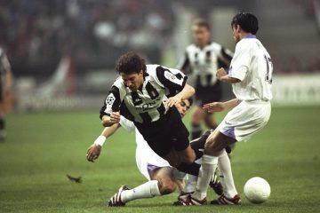 Alessandro del Piero of Juventus