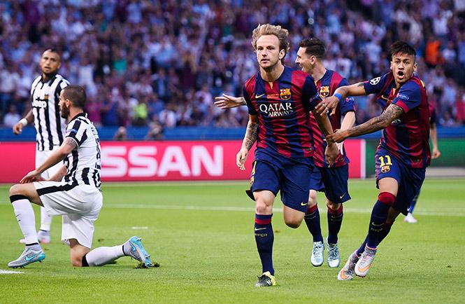Barça 15