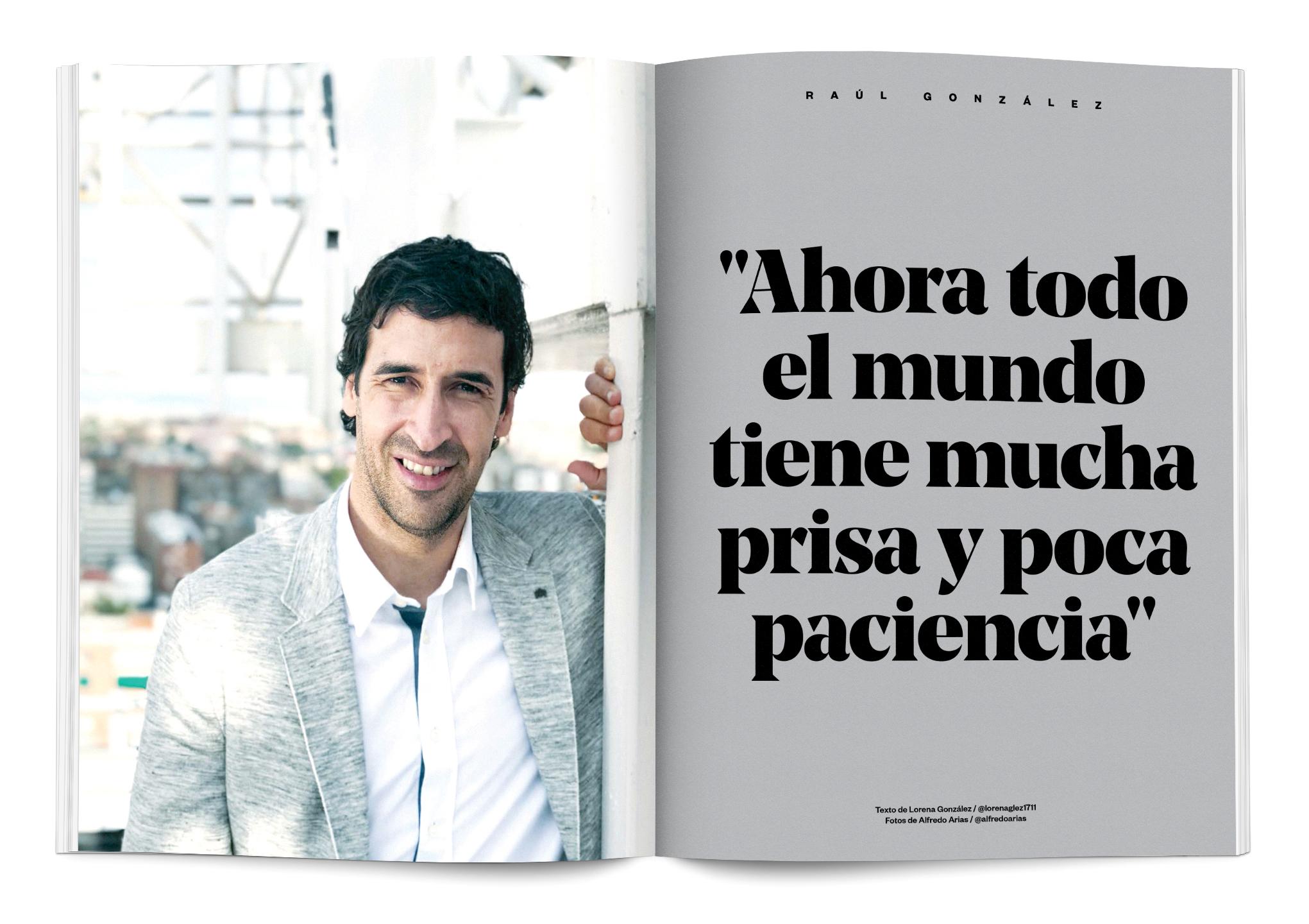 Entrevista Raúl