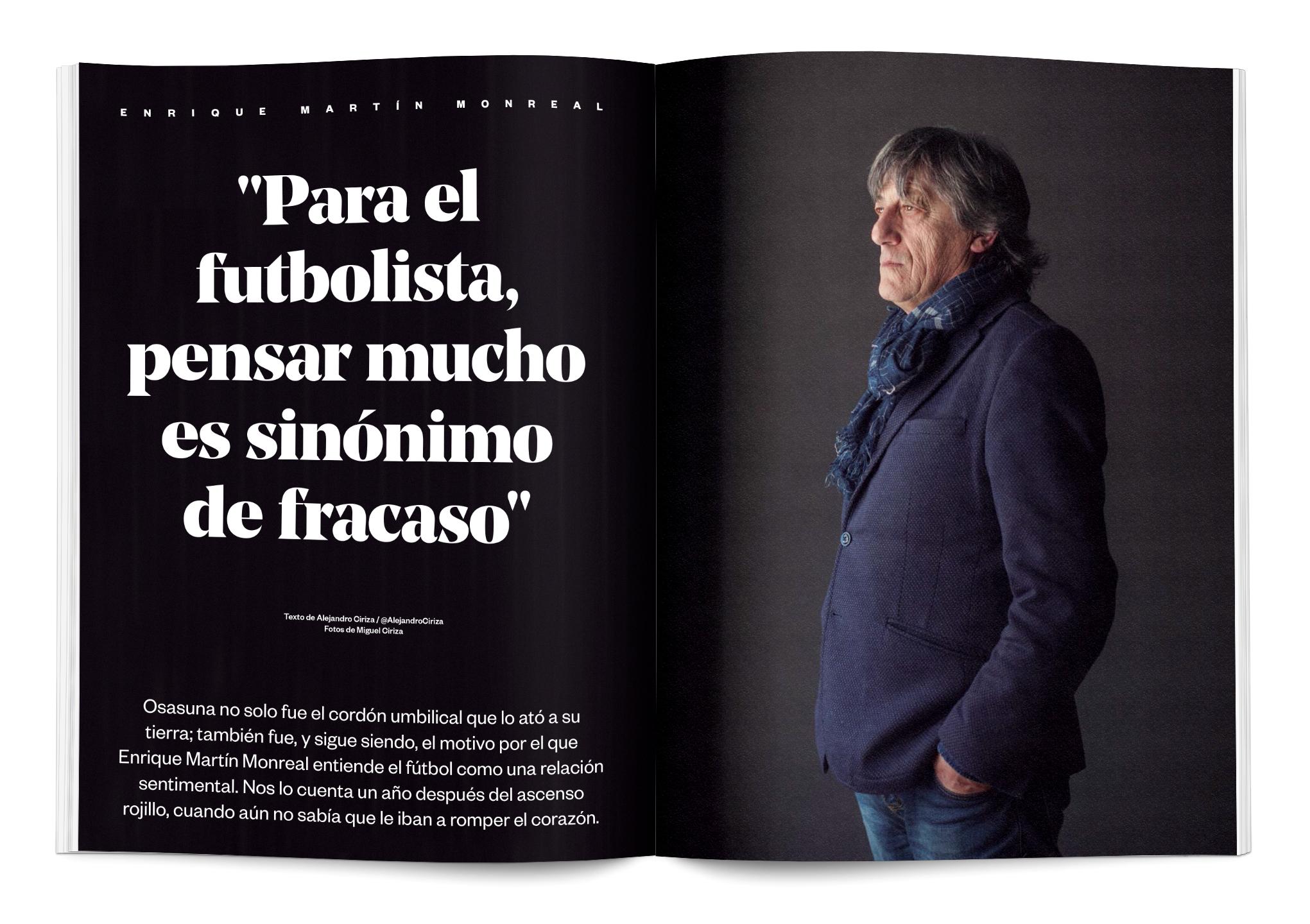 Martín Monreal entrevista