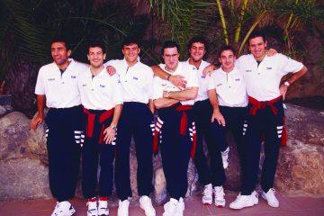 TONI JIMENEZ ESPANYOL RAYO 91-92 A 98-99