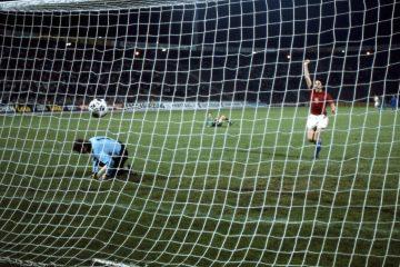 Goal Antonin PANENKA - 20.06.1976 - Tchecoslovaquie / RFA - Finale Championnat d'Europe des Nations -Belgrade Photo : Barrault Piquemal / Icon Sport