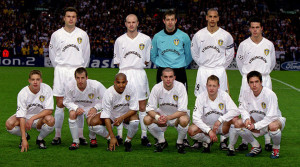 Soccer - UEFA Champions League - Semi Final First Leg - Leeds United v Valencia