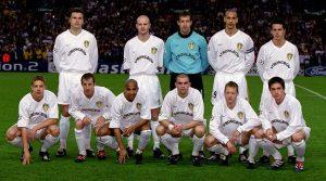 Soccer - UEFA Champions League - Semi Final First Leg - Leeds United v Valencia