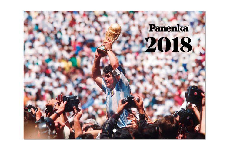 Calendario De 1978.Calendario Panenka 2018 El Santoral Del Futbol Panenka