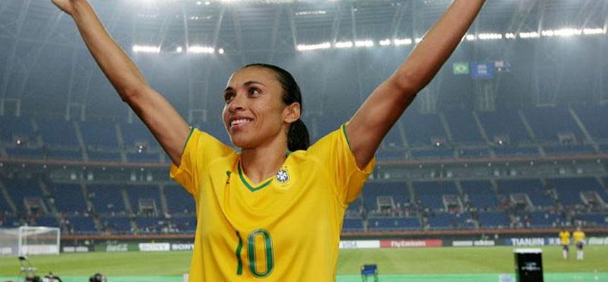 Marta Vieira, la 'rainha' del fútbol - Panenka